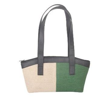 Ladies eco-friendly jute made hand bag
