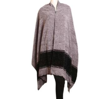 Handmade Tribal Woolen Shawl for Ladies