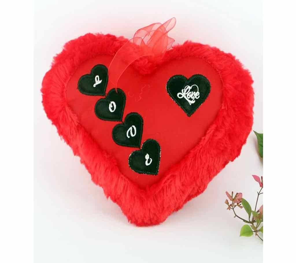 I Love You হার্ট শেপড পিলো বাংলাদেশ - 1093635