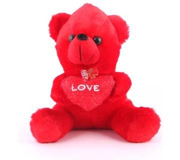 Teddy Bear Heart Doll