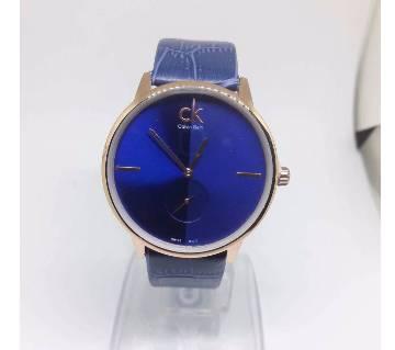CK blue Gents Wrist Watch - Copy