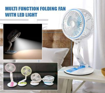 Portable Multi-function Rechargeable Fan