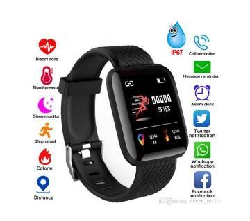 116 PLUS Smart Bracelet Sports Fitness Tracker