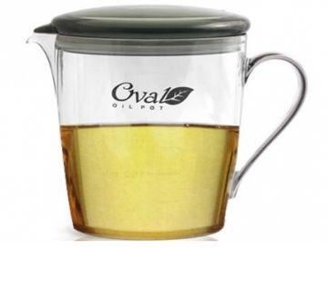 Oval Oil Pot