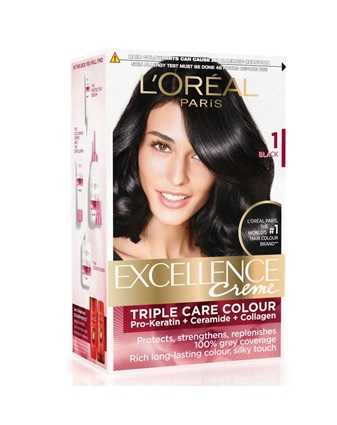 Loreal Paris Excellence 1 Black Small 24 ml