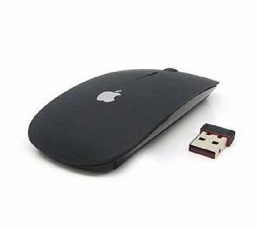 Apple 2.4GHz ওয়্যারলেস মাউস (ব্ল্যাক) -
