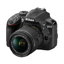 Nikon D3400- 24.2MP DSLR Camera with 18-55mm Lens