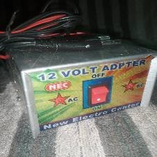 Battery Charger/Adapter-12 Volt/3Am.