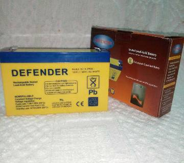 Defender Battery DC-6 Volt.