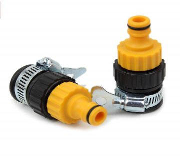 Quick Connector Adapter-1Pc for Garden, Irrigation, Car Washer pump Fittings