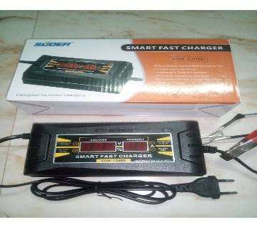 Battery Auto Charger Digital-6A