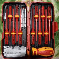 Insulated Screwdriver Tools Set