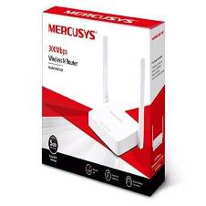 Mercusys Router Wi-Fi/Wireless-300Mbps (2 antennae)