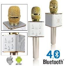 Wireless Bluetooth Microphone Karaoke
