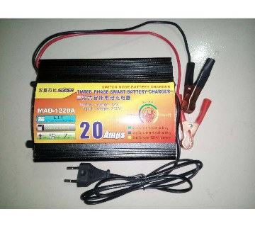 Battery auto charger-20A