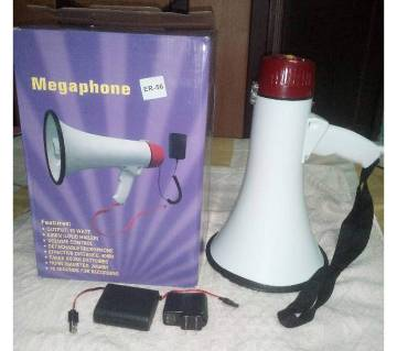 Hand Mic-2 Megaphone Rechargeable Hand Mic