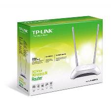TP-LINK TL-WR840N Router Wi-Fi/Wireless-300Mbps.