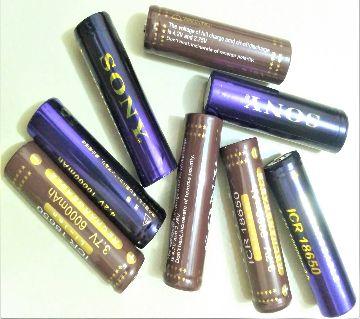 Rechargeable Battery-3.7 Volt, SONY Heavy Duty Battery-4Pcs