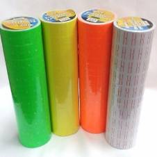 Price Tags Labels Paper Stickers Roll