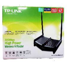 TP-Link TL-WR841HP 300Mbps Router Wi-Fi/Wireless-300Mbps HP.