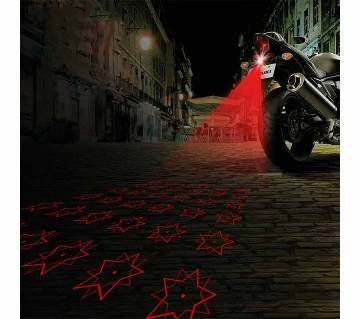 Laser Taillight Fog Lamp Car, Motorcycle
