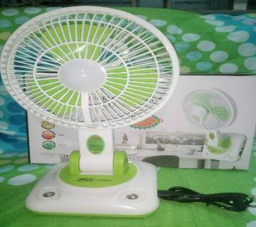 Rechargeable Fan with Light-3.