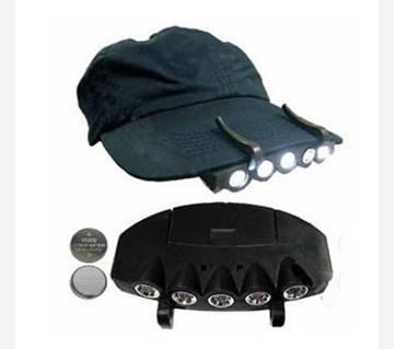 Cap 5 LED Light/Lamp