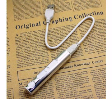USB রিচর্জেবল সিগারেট লাইটার