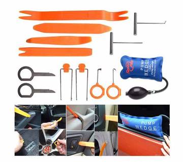 Car Radio Panel Removal Tools Set