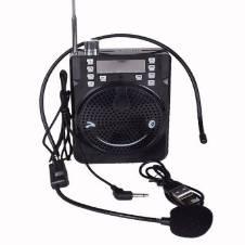 পোর্টেবল মাইক FM লাউড স্পিকার MP3
