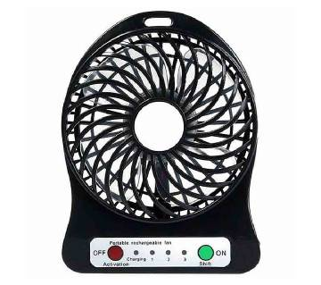 portable mini usb rechargable fan