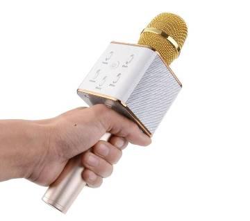 Q7 Wireless Microphone Karaoke Speaker