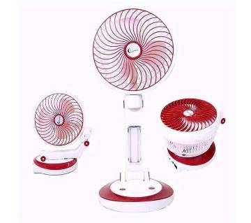 supermoon recheargable table fan