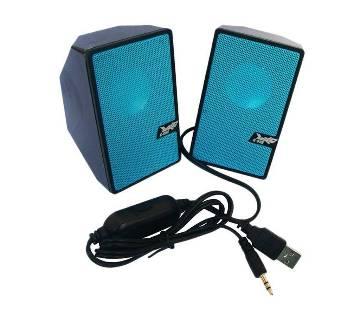 D7 Multimedia Speaker USB 2.0