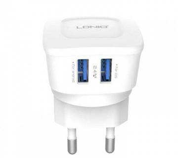 LDNIO DL-AC63 - 2 PORT USB Charger
