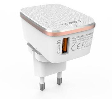 LDNIO A1204Q AUTO-ID QC2.0 USB Charger