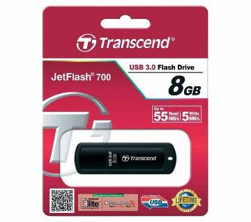 TRANSCEND 8GB Pen Drive USB 3.0
