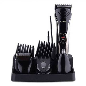 Kemei KM 590A 7 in1 Multifunctional Premium Mens Trimmer & Shaver