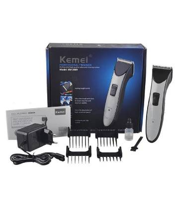 Kemei KM 3909 Rechargeable Adult  Hair trimmer