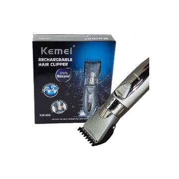 Kemei KM-605 Electric Hair Trimmer  Clippers
