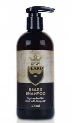 BY MY BEARD Beard Shampoo 300 ml