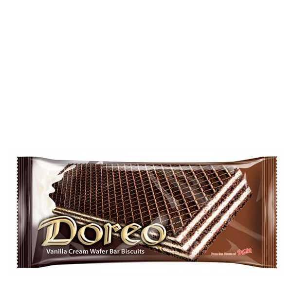 Danish Doreo Vanila Cream Wafer Biscuits 25 gm