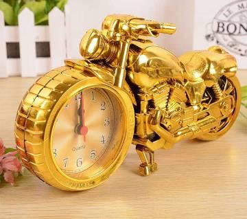 Motorbike Clock - Buy One Get One Free