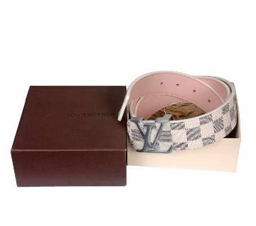 Louis Vuitton মেনজ ক্যাজুয়াল বেল্ট-কপি
