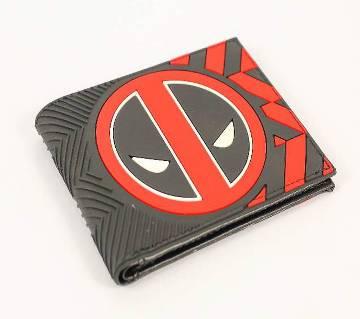 Deadpool Menz Regular Shaped Wallet