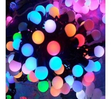 কালারফুল LED ডেকোরেশন লাইট