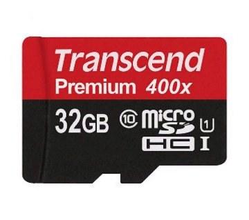 TRANSCEND 400X 32 GB মেমোরি কার্ড