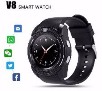 V8 Smart Watch Sim Supported