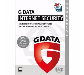 G Data ইন্টারনেট সিকিউরিটি (১ ইউজার)1