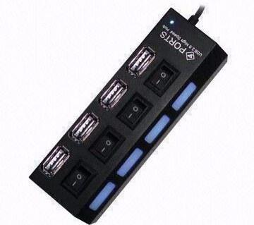 USB হাব 4 পোর্ট